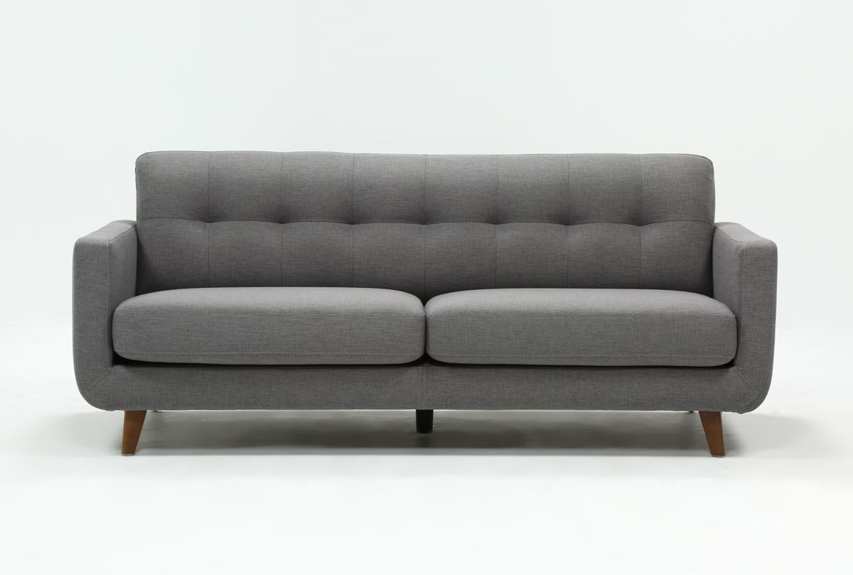 Allie Dark Grey Sofa - 360