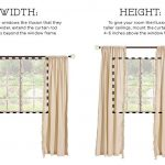 Hanging Curtain Panels