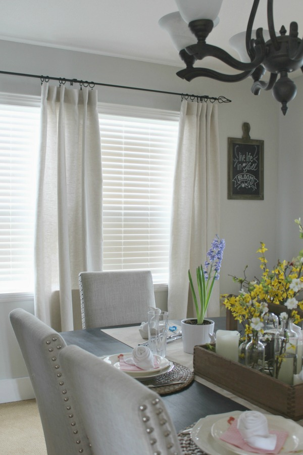 Make sure you purchase the correct sized curtains with these tips for  picking the right curtain