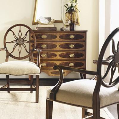 Albert Sack Hickory Chair