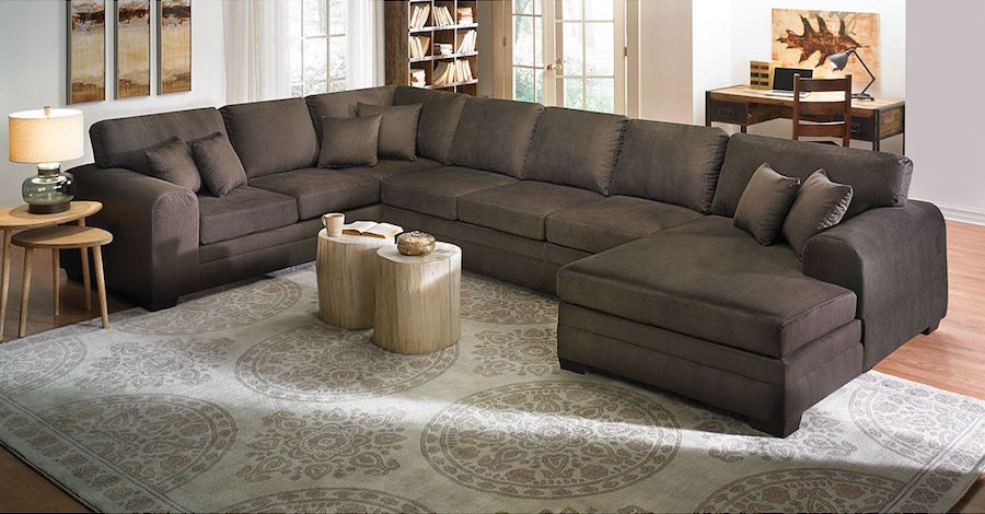 oversized-sectional-sofa-largest-sectional-sofas-oversized-l-shaped-couch- leather-sectional