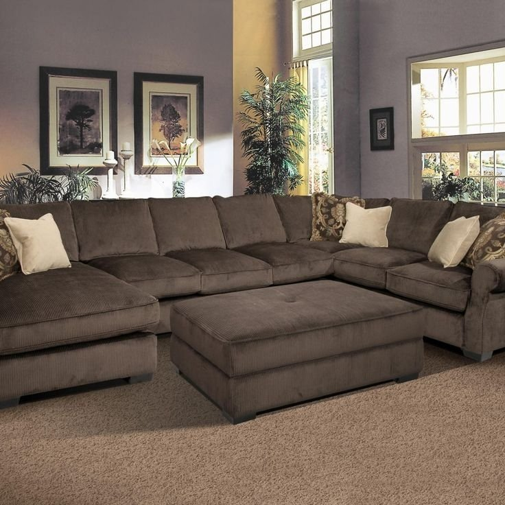 Huge Sectional Sofa