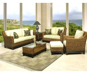 South Beach Wicker Furniture Sets