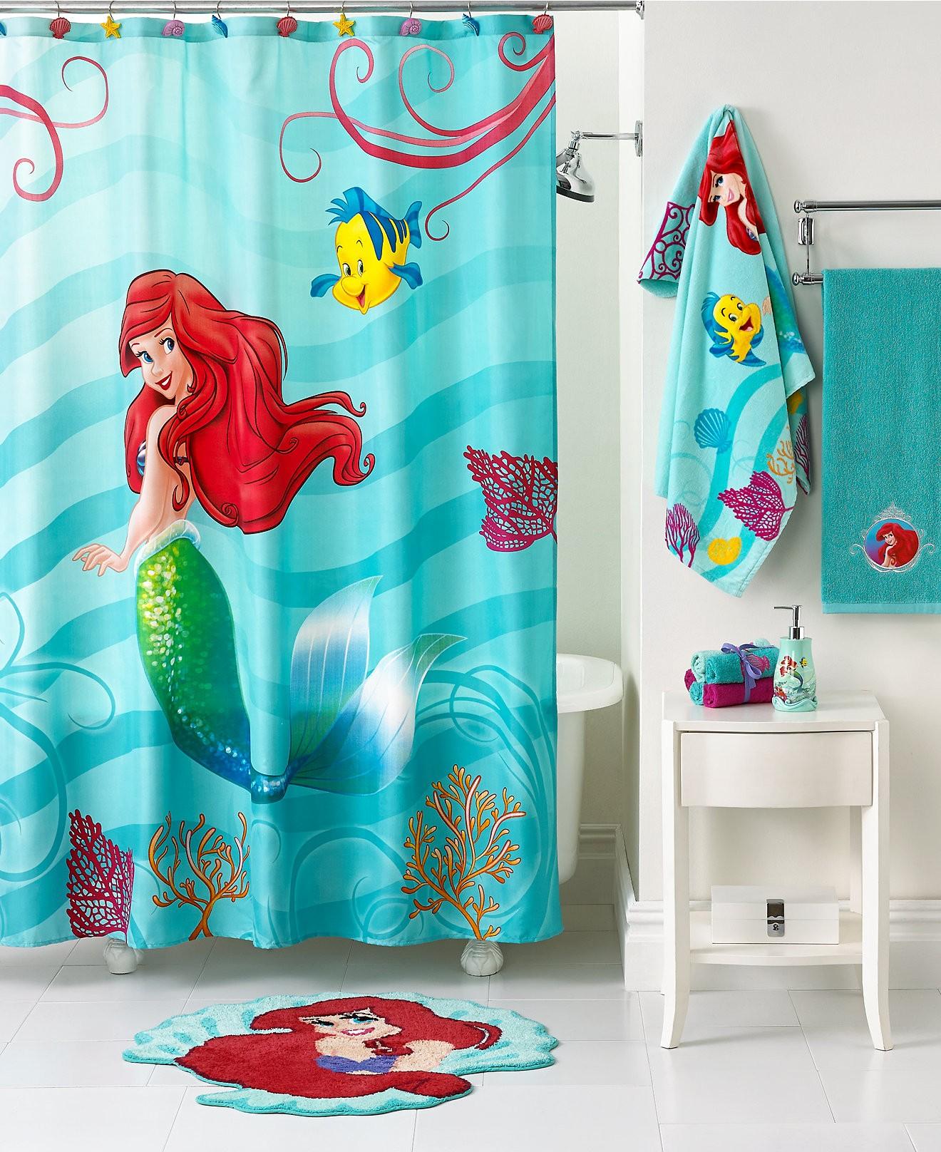 Cool Disney Bathroom Sets Wallpaper