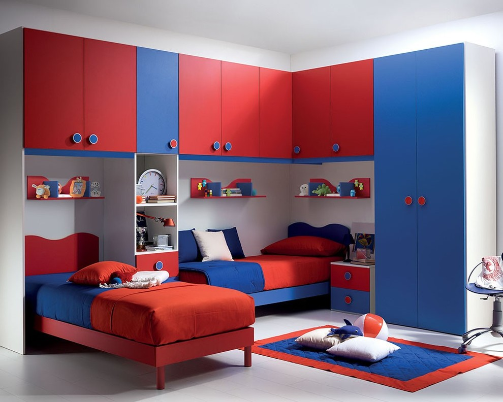 Kids Bedroom Set Design