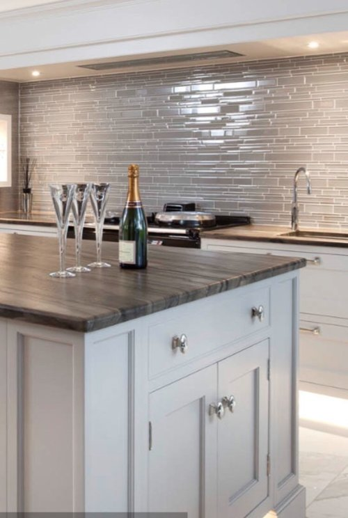 Kitchen door handles -cheaper alternative