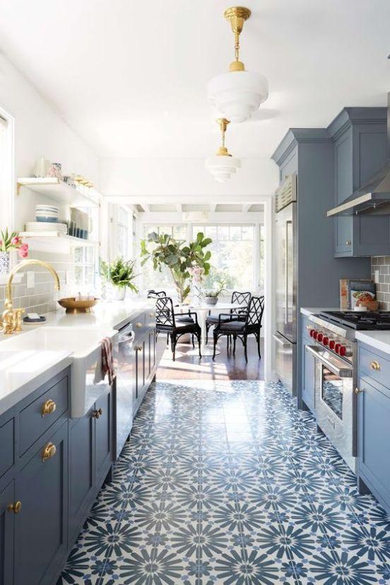 Beautiful Kitchen Inspiration from Pinterest | Karen | Pinterest