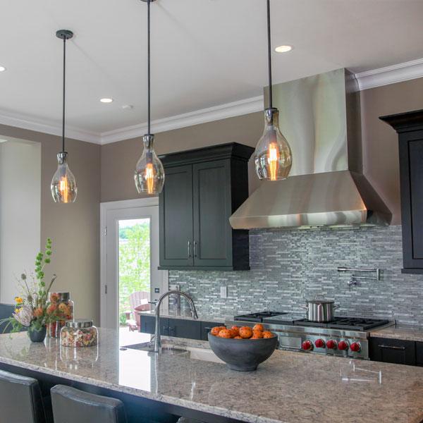 Kitchen Lighting Ideas – pendant lights