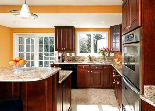 17 Best Kitchen Paint and Wall Colors - Ideas for Popular Kitchen Color  Schemes 2017