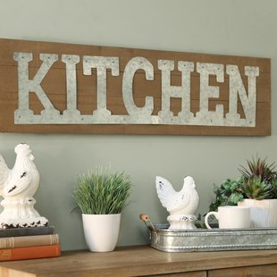 Kitchen Wall Décor