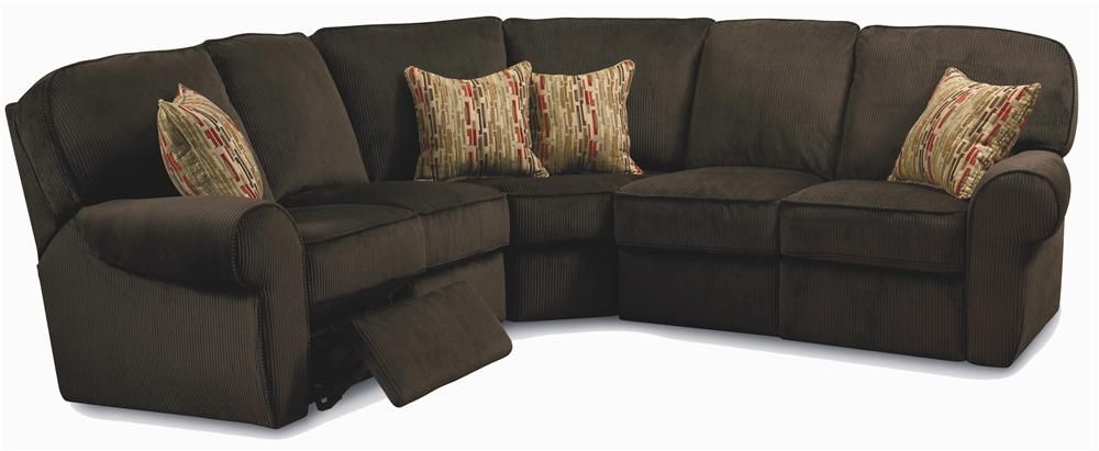 Megan 3 Piece Sectional Sofa by Lane - Becker Furniture World