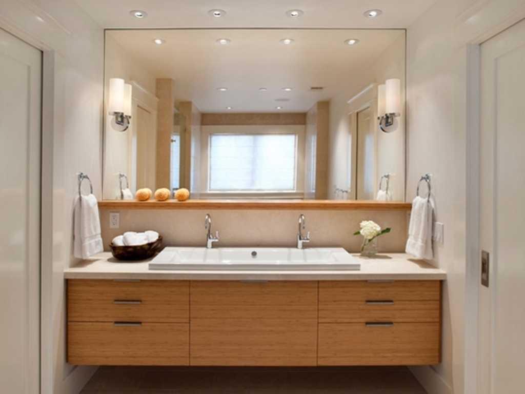 Original Large Bathroom Vanity Mirrors