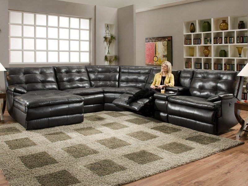 Extra Large Sectional Sofas With Recliners | Sofa .