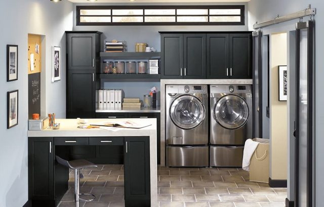 Laundry Room Cabinets Scottsdale Arizona | Cabinet Solutions USA