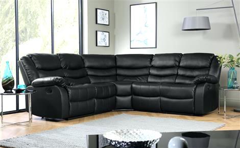 black corner leather sofa corner leather sofa inspiration home design and  decoration for designs 1 used