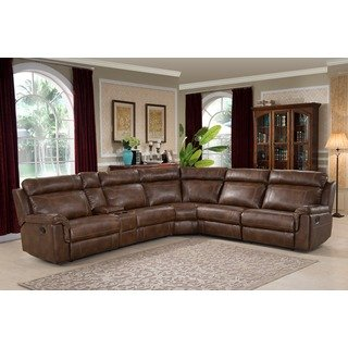 Buy Reclining Sectional Sofas Online at Overstock | Our Best Living Room  Furniture Deals
