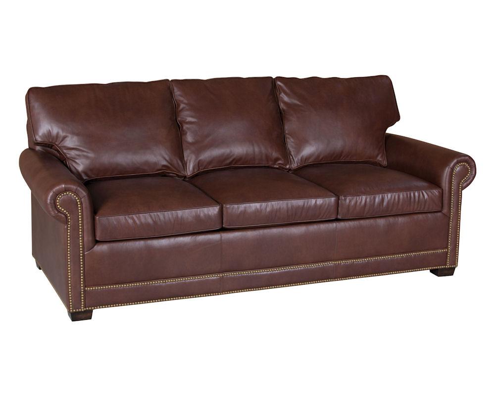 Leather Sofa Sleeper