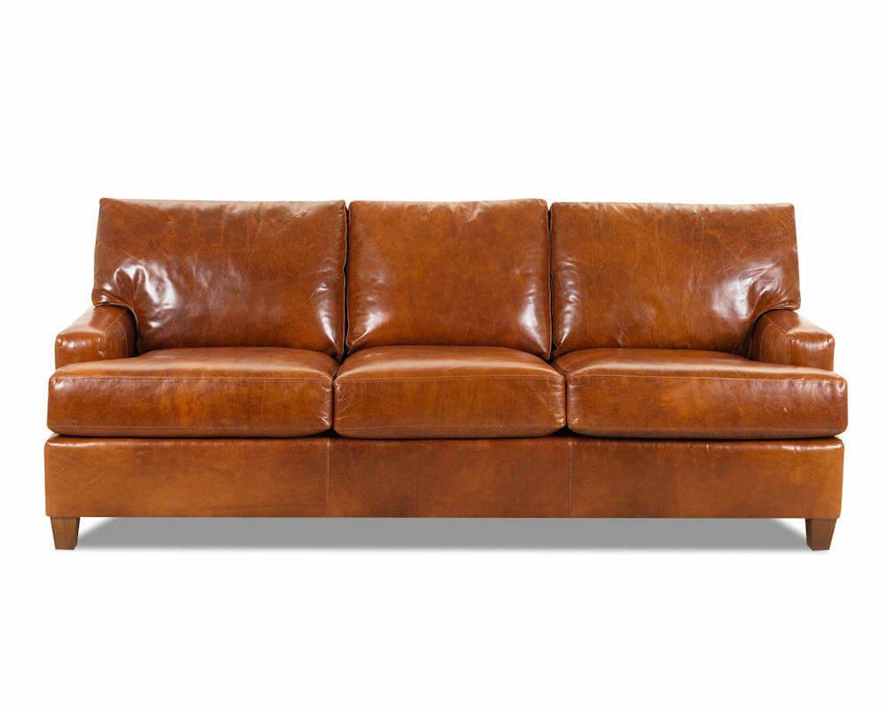 Leather Sofa Sleeper Joel CL1000
