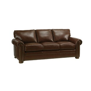 Savannah Sleeper Sofa. by Omnia Leather