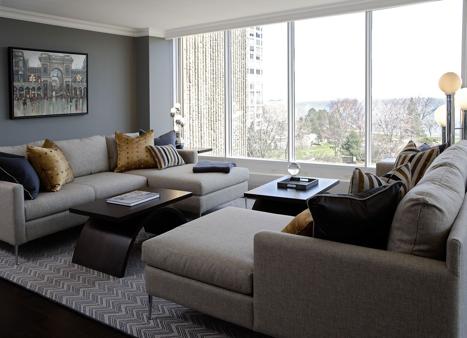 40 Sectional Sofas For Every Style Of Living Room Decor - Living Room  Sectionals