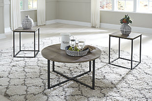 large Wadeworth Table (Set of 3), , rollover