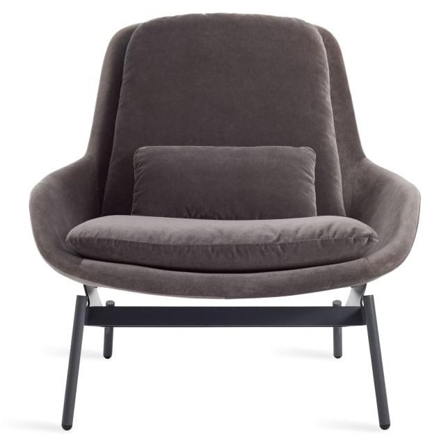 Field Velvet Lounge Chair