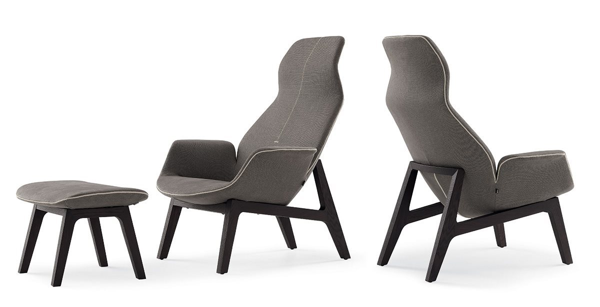Ventura Lounge armchair 011