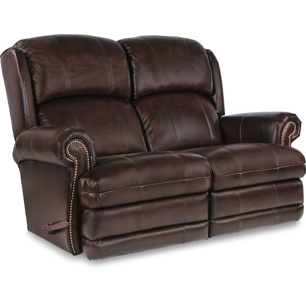 Loveseat Leather Recliner