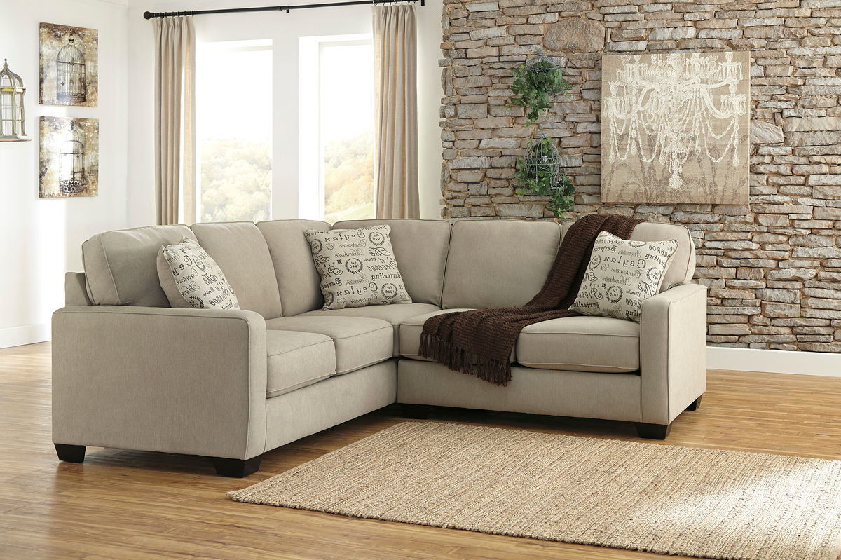 Loveseat Sectional. Image 1