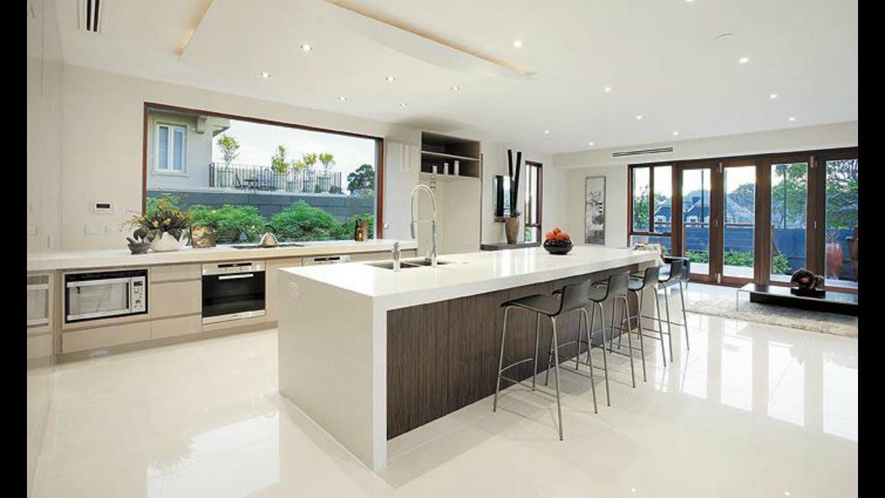 40 Modern Kitchen Creative Ideas 2017 -Modern and Luxury Kitchen Design  Part.4