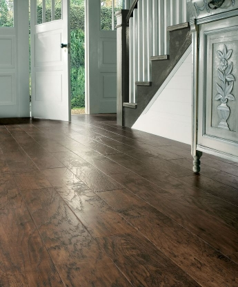 Handcrafted Luxury Vinyl Floor