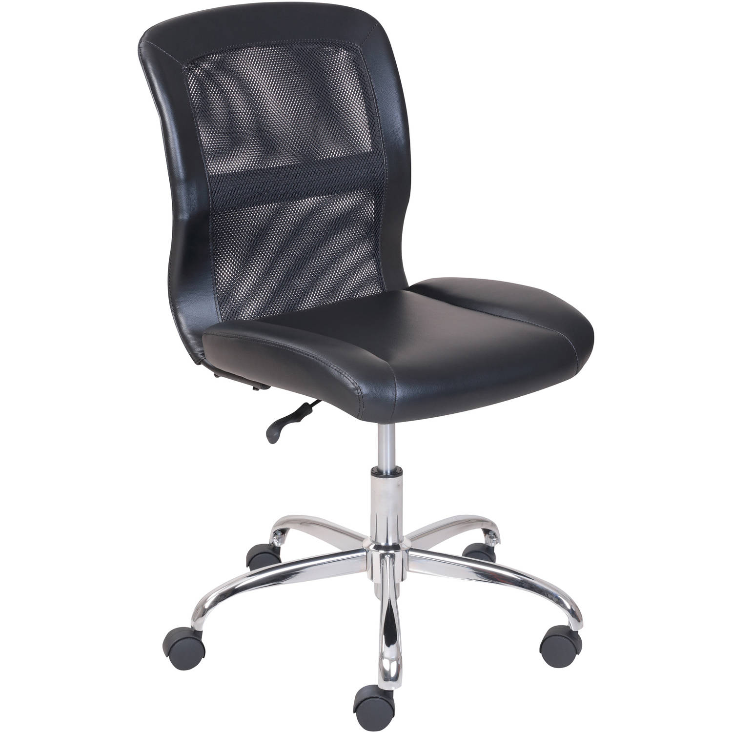 Mainstays Vinyl and Mesh Task Office Chair, Multiple Colors - Traveller Location
