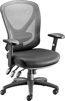 Staples Carder Mesh Office Chair, Black (24115-CC)