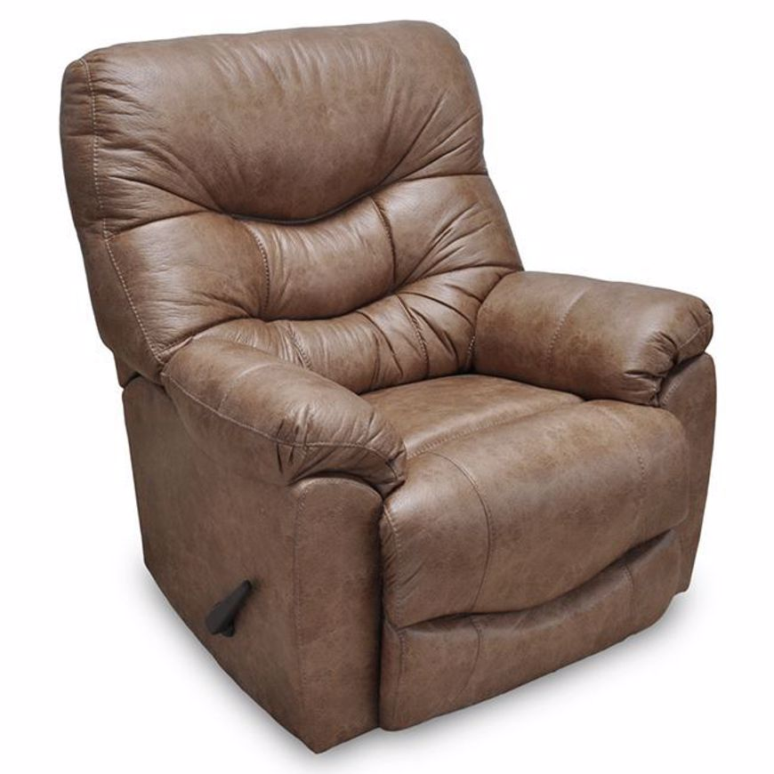 Picture of CAMEL MICROFIBER RECLINER