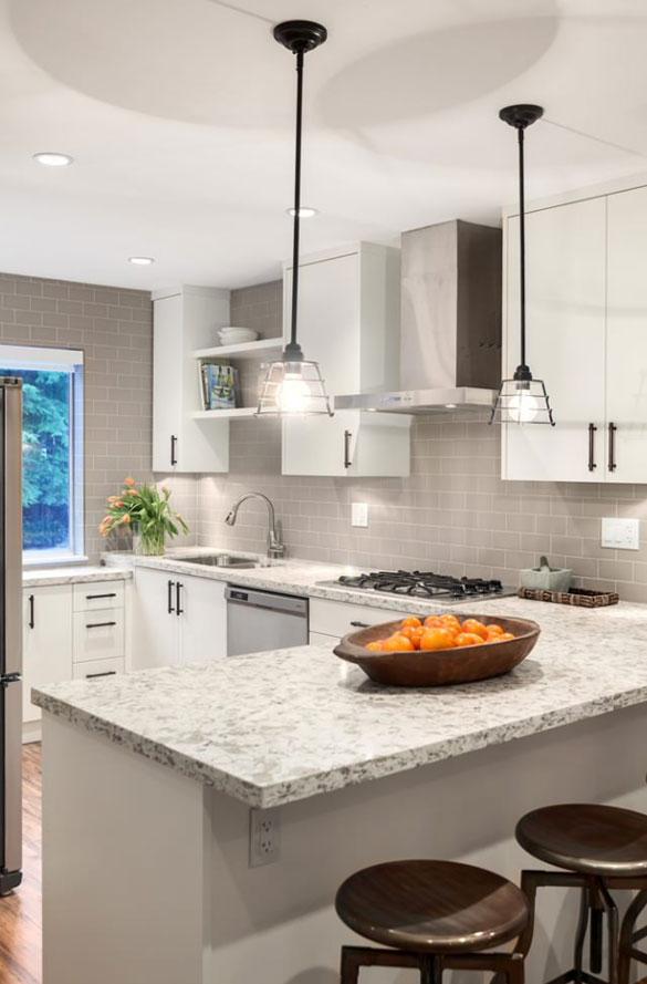 Kitchen Tile Backsplash Design Ideas - Sebring Services