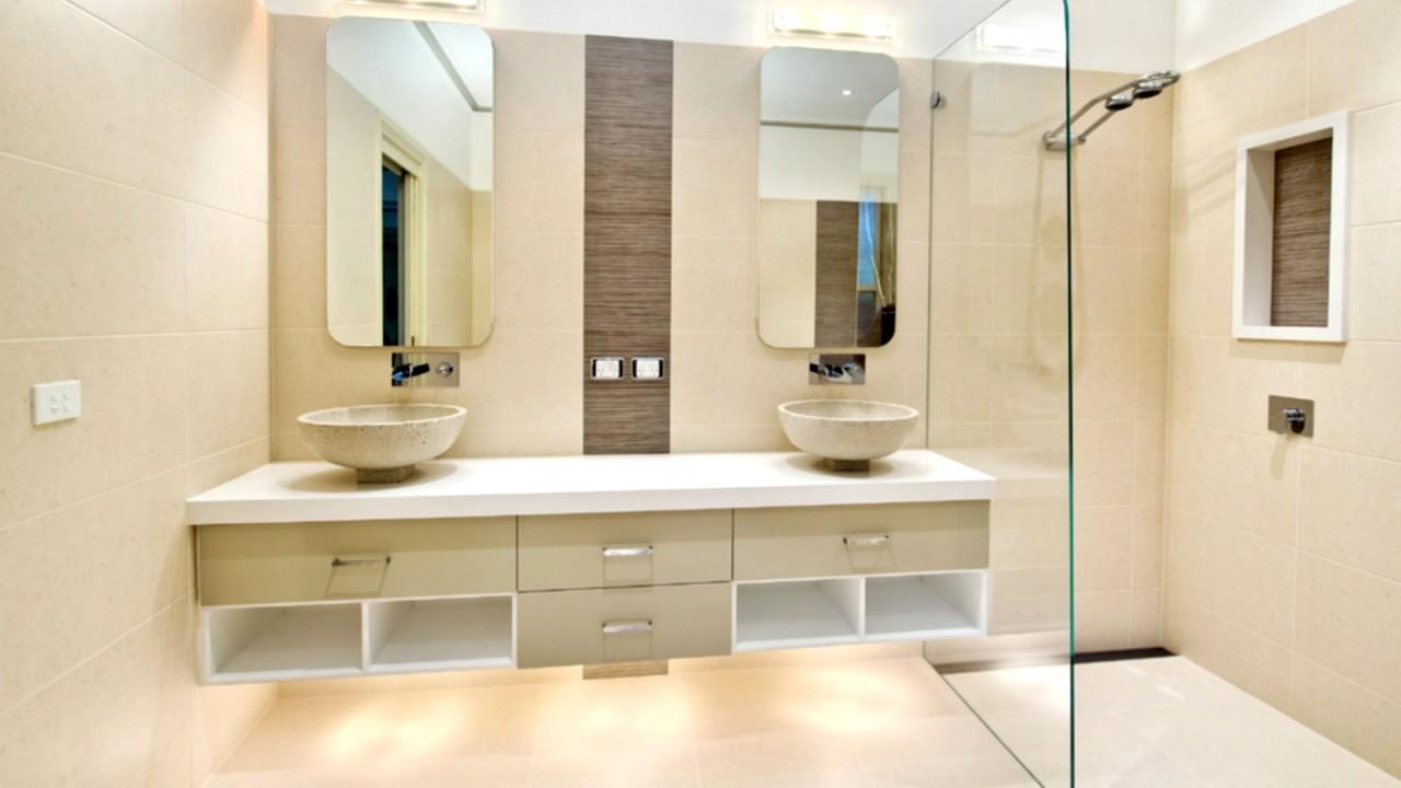 35+ Modern Bathroom Design Ideas