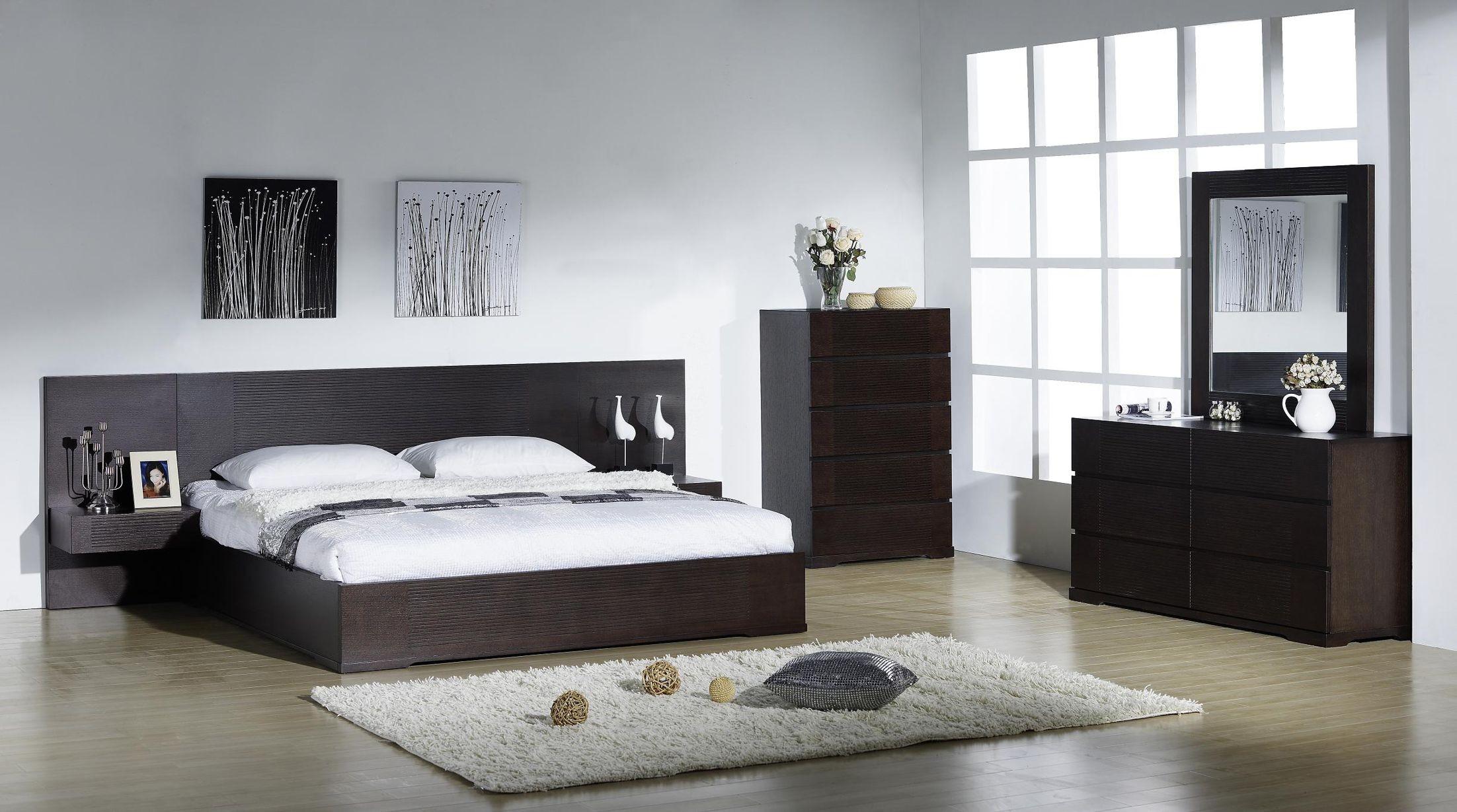 CADO Modern Furniture - ECHO Modern Bedroom Set