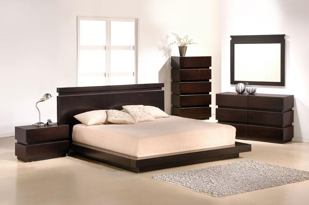 J&M Furniture|Modern Furniture Wholesale > Modern Bedroom Furniture >  Platform Bed | Contemporary Bed | Modern Bed | New York NY | New Jersey NJ