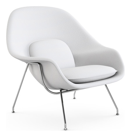 Additional view of Saarinen Womb Chair