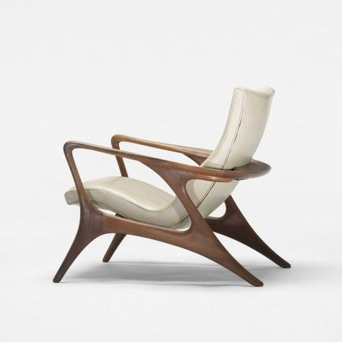 Classic mid century modern chair. My absolute favourite for soft lines and  cool…