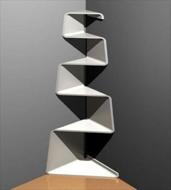 9 Modern Corner Shelf Unit Concepts