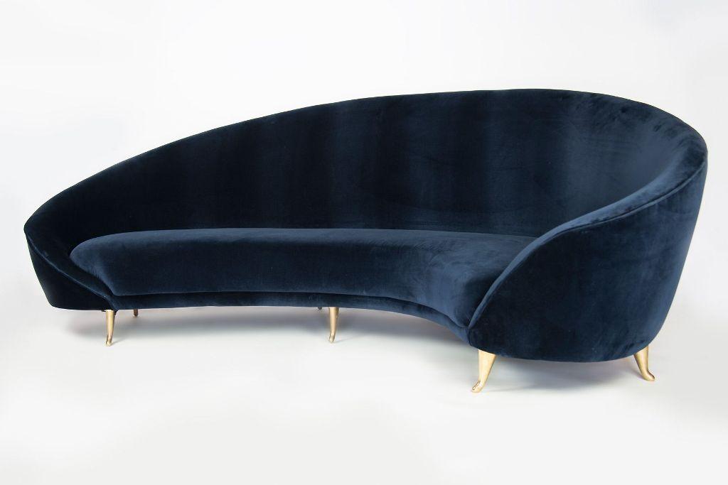 Modern Curved Sofa – storiestrending.com