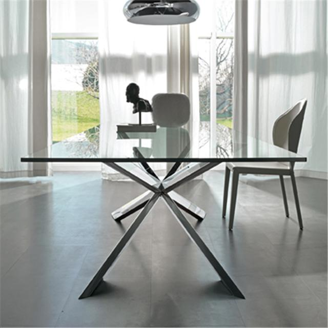 Latest Large Glass Dining Table Contemporary With Designs 18