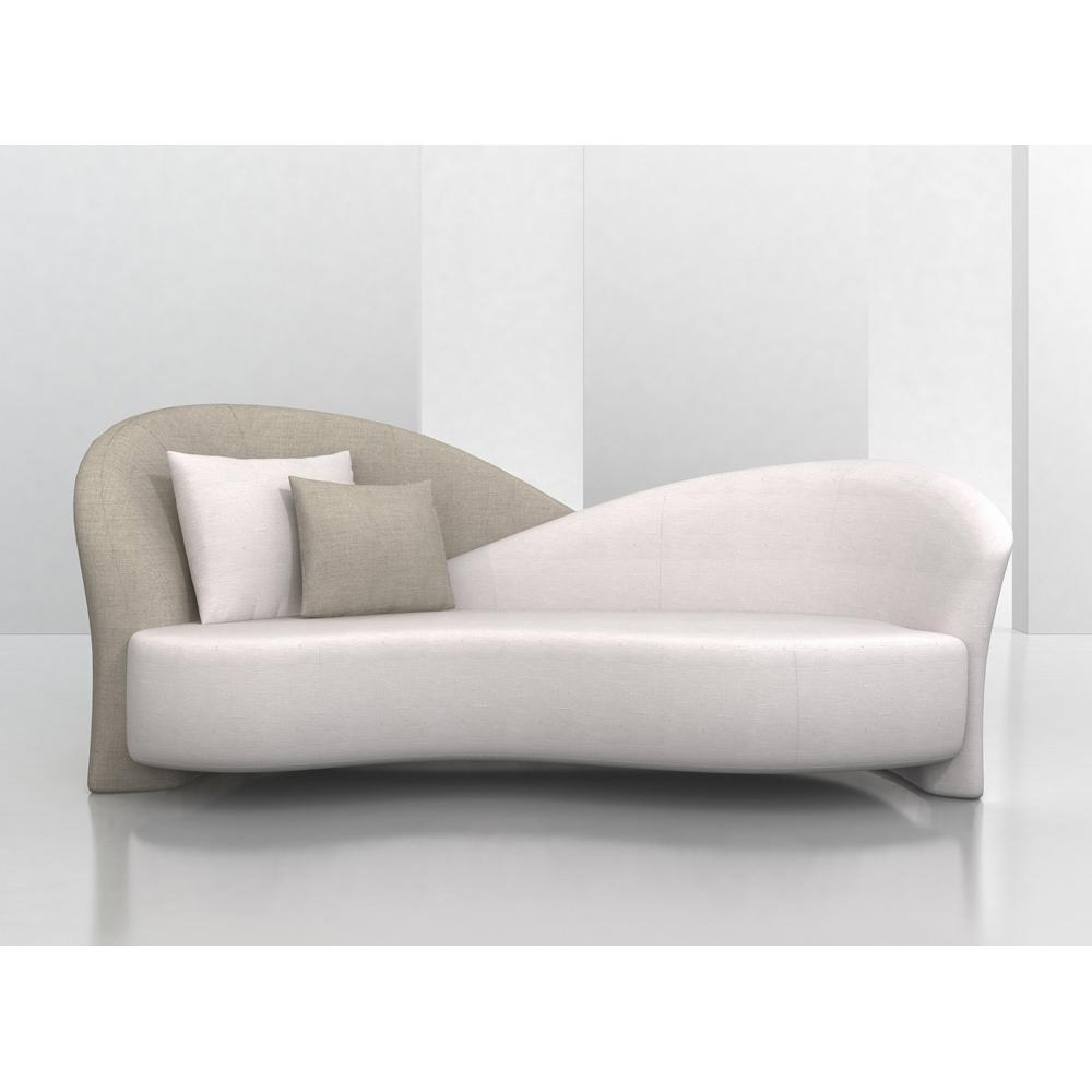 Modern Leather Loveseat | Small Couches for Bedrooms | Modern Loveseat