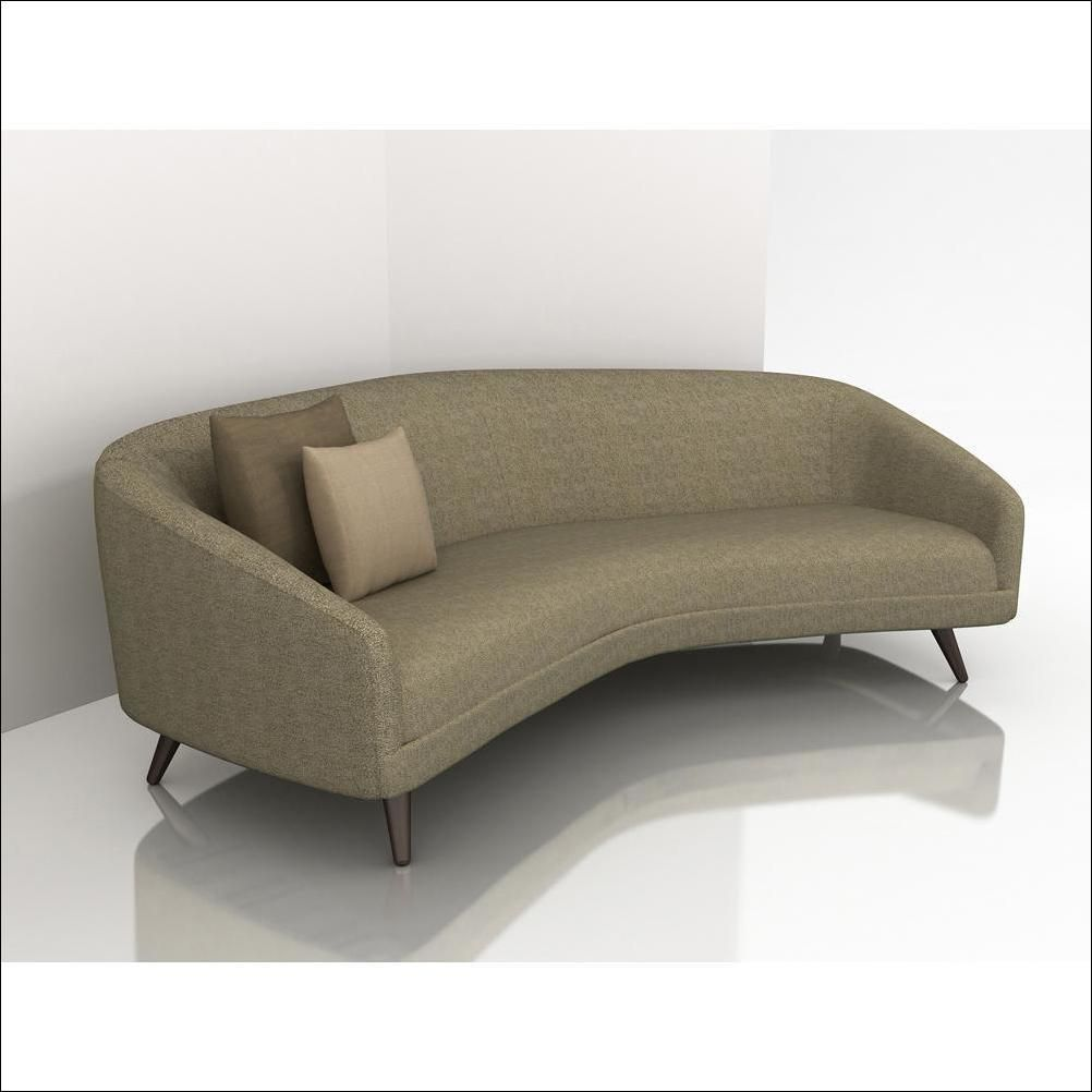 Modern Loveseat For Small Spaces
