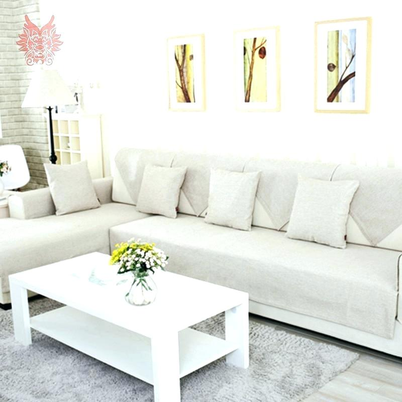 Linen Couch Slipcovers Modern Sofa Modern Style Beige Melange Sofa Cover  Cotton Linen Slipcovers For Sectional Sofa Four Modern Sofa Linen  Slipcovered