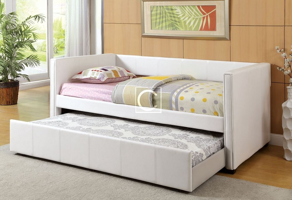 Print of Fresh Décor: Modern Trundle Beds for Space Saving Bedroom  Decorating Ideas