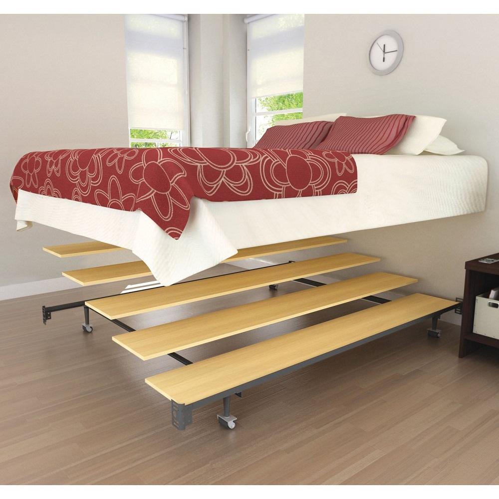 Modern Trundle Bed Frame
