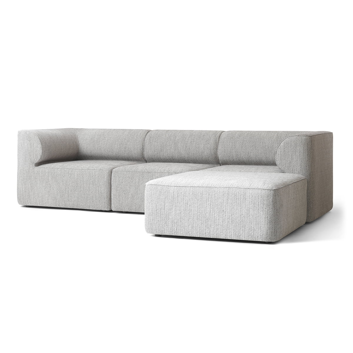 The Menu - Eave Modular Sofa in light grey