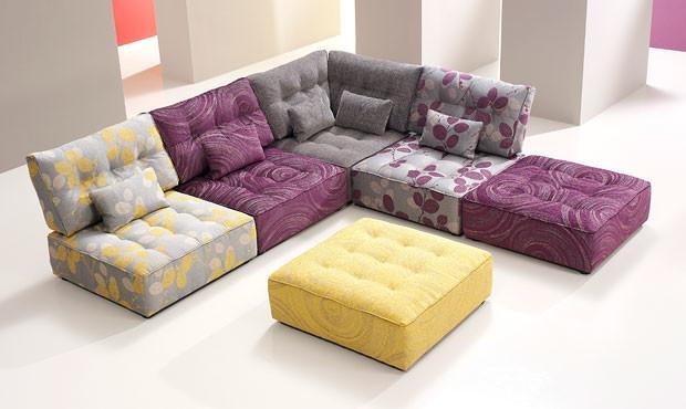 Wonderful Excellent Alice Modular Fabric Sofa Regarding Sectional Sofas  Modern